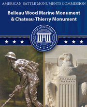 Belleau Wood and Chateau-Thierry Monument Brochure (thumbnail)