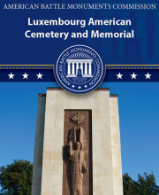 Luxembourg American Cemetery brochure