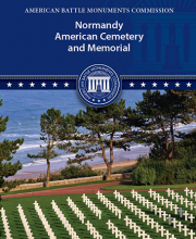 Normandy American Cemetery booklet