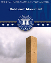 Utah Beach Monument Brochure